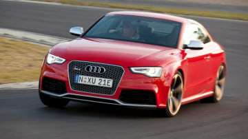 2014 Audi RS5.