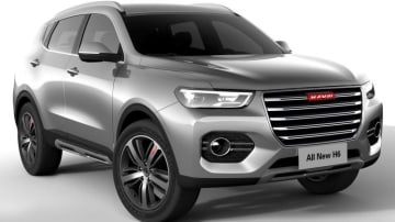 2017 Haval H6 is due to make its official debut at the 2017 Shanghai motor show.