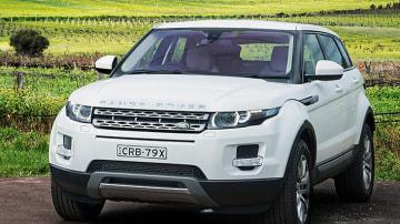 2014 Range Rover Evoque Review: Pure TD4 Auto