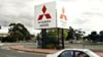 Mitsubishi Australia loses $356 million