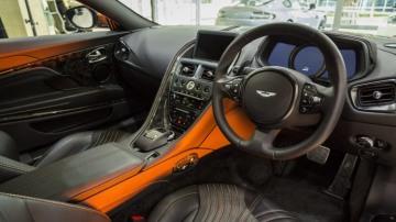 2016 Aston Martin DB11 in Sydney.