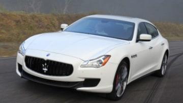 Maserati Quattroporte road test review