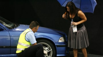 Roadside patrols no longer need to be qualified as motor mechanics in NSW. Photo: Andrew Meares