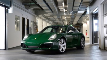 One-Off Porsche 911 Celebrates 1,000,000 Production Milestone
