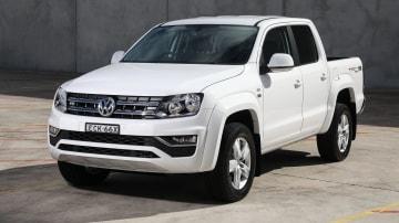 2020 Volkswagen Amarok Sportline V6 review