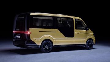 2018 Volkswagen MOIA car