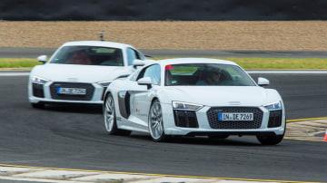 2016 Audi R8 V10 Plus - Track Test Review