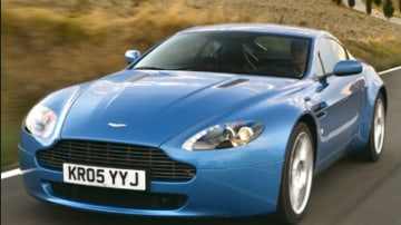 Baby Aston takes centre stage