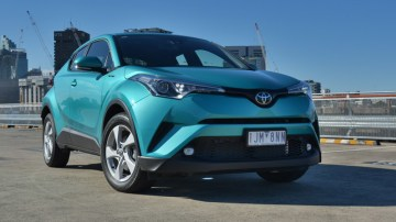2017 Toyota C-HR Review | Funky Styled Crossover Is Set To Shake Up The Baby SUV Market