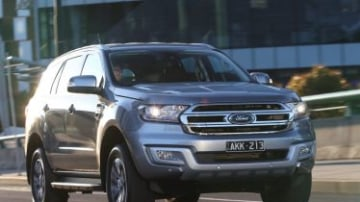 2017 Ford Everest Trend 2WD new car review