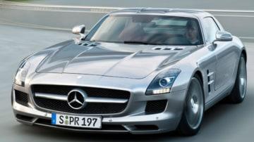 2009 Mercedes-Benz Gullwing SLS AMG