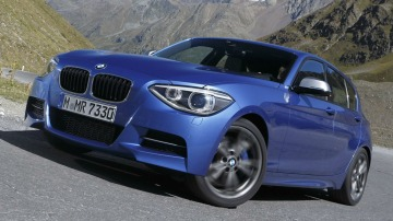 BMW 1 Series Gets AWD And New Entry Diesel For Europe