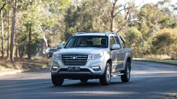 2019 Great Wall Steed review: 4x2 dual-cab