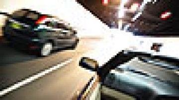 Cameras net thousands of speeders in tunnel
