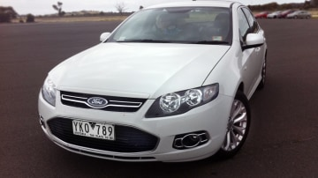 Ford Falcon EcoBoost: Power And Fuel Figures Revealed