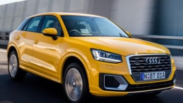 2017 Audi Q2 2.0 TDI new car review
