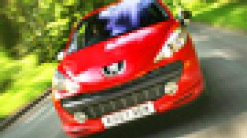 Peugeot targets Golf GTI