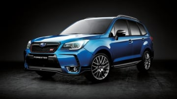 The success of Subaru's STI-tuned Forester tS could spawn more sporty variants across the range.