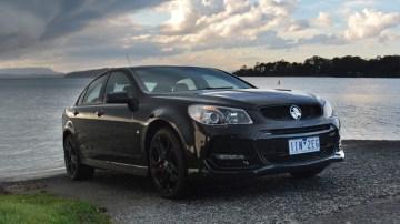 2017 Holden Commodore SS-V Redline Review   World Class Performance Sedan Waves Farewell