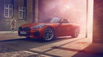 2019 BMW Z4 revealed