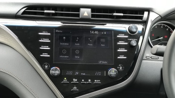 2018 Toyota Camry Ascent Sport