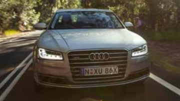 Audi A8 first drive review