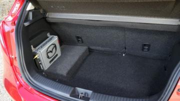 Mazda2 EV range extender.