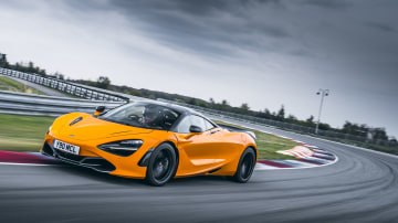McLaren 720S Track Pack First Drive