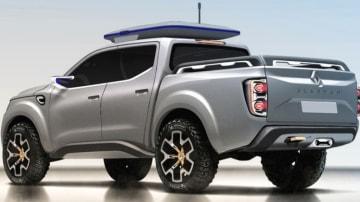 The Renault Alaskan concept.