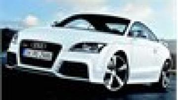 First drive: Audi TT RS