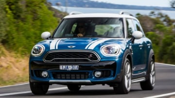 Mini's Countryman Cooper SD blends style and practicality.