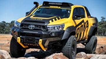 Toyota reveals real-life Tonka truck