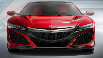 Honda NSX Drip-feed Continues With New Technical Details