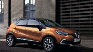 New Renault Captur.