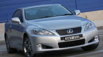 2010 Lexus IS 250C Sports Road Test Review