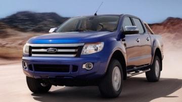 Ford's Australian designed Ranger ute.
