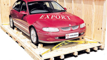 Ship shape...the Commodore's export potential has improved since the VT model of 1997.
