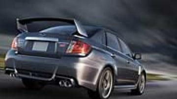 Born again: Subaru WRX STI bites back