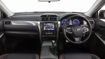 2016 Toyota Aurion Sportivo.