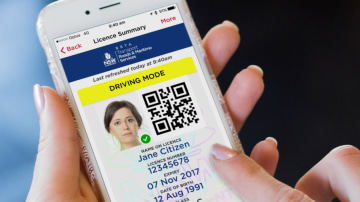 Digital driver's licence