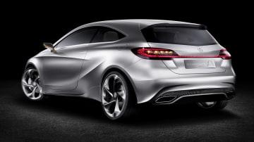 Mercedes-Benz A-Class Sedan, Three-Door, GLB Seven-Seat SUV On The Way