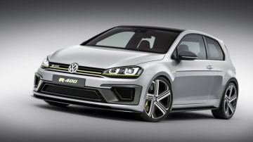 Volkswagen is continuing development of its 300kW Golf R400 hot hatch