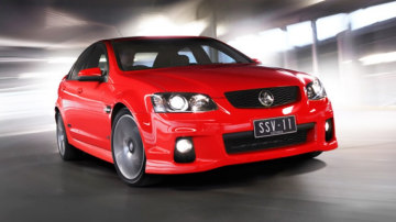 Holden Commodore SSV VE Series II