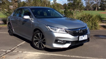 2016 Honda Accord V6L REVIEW | Refined Accord Range-Topper Is Now Refreshed