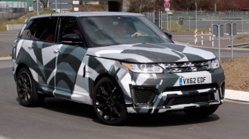 Range Rover Sport RS. Photo: Automedia.