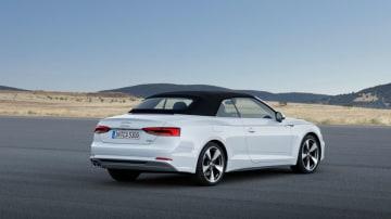 2017 Audi A5 Cabriolet.