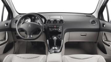 The new Peugeot 308.