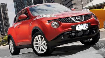 Nissan Juke Ti-S Review