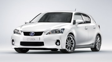 2011 Lexus CT 200h Australian Launch Confirmed For First Half Of Next Year