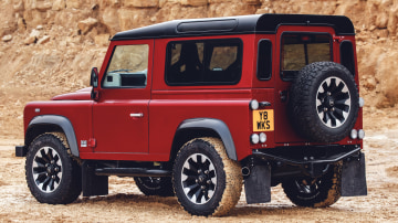 Land Rover tempts collectors with ultimate Defender